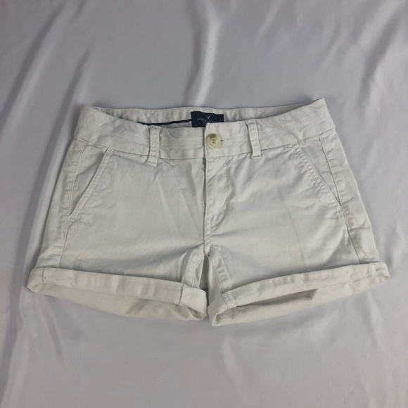 American Eagle Outfitters Pants - American Eagle Cuffed Shorts